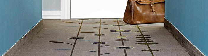 Rensning af væg-til-væg tæpper